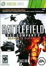 Battlefield Bad Company 2 Ultimate Edition Xbox 360 New never opened
