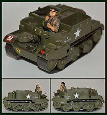 """King & Country Wooden """"WW II Bren Gun Carrier"""" Very Rare"""