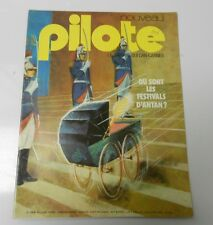 PILOTE French Comic Cartoon Magazine #759 VF- 52 pgs COLOR Oversized