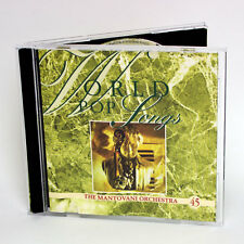 La Mantovani Orquesta - World Pop Songs - música cd álbum