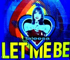 CDM - TALEESA - LET ME BE (ITALO 5 TRACK REMIXES) MINT, FACTORY SEALED LISTEN
