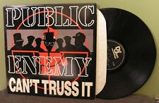 "Public Enemy ""Can't Truss It"" 12"" OOP EX+ Beastie Boys Run DMC LL Cool J"