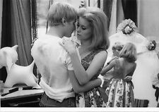 Photo originale Catherine Deneuve Jacques Perrin Et Satan conduit le bal miroir