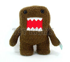 "BROWN DOMO-KUN PLUSH! X LARGE SOFT DOLL FIGURE ANIME LICENSED NANCO 15-16"" NWT"