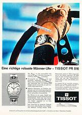 Tissot-PR516-1967-Reklame-Werbung-vintage print ad-Vintage Publicidad