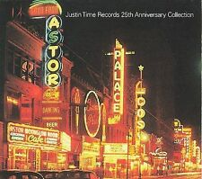 Justin Time 25th Anniversary Collection 2008 by Justin Time 25th Anniv eXLibrary