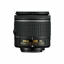 New AFP Stepping VR Motor - Nikon AF-P DX Zoom-NIKKOR 18-55mm f/3.5-5.6G Lens