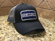 NEW SEIKO BASEBALL HAT CAP GRAND 6105 6138 6139 VINTAGE TUNA WATCH