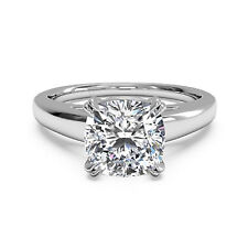 White Gold 14kt Rings Ebay Diamond Wedding Engagement Ring 2.00Ct Diamond Rings