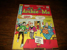 Archie and Me #70 Dec 1974 Fawcett Comics Comic Book Good Condition Vintage Nice