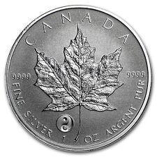 2016 Canada 1 oz Silver Maple Leaf Yin Yang Privy BU - SKU#95961