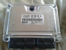 Audi ecu immo off/ removed 038906019JQ 038 906 019 JQ 0281011142 plug and play