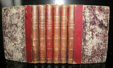 THE COUNTESS OF CHARNY. By Alexandre Dumas ( In French) 6 vols 1868/69