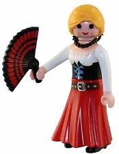 Playmobil Mystery Figure Series 9 5599 Spanish Flamenco Dancer Fan Western NEW