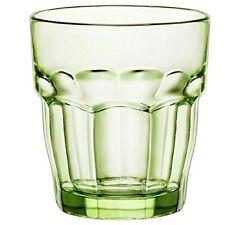 Gläser 6 Stück 270 ml durchgefärbt gehärtetes Glas Wassergläser Longdrinkgläser