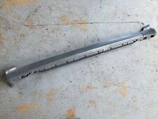 Seitenschweller links Zierleiste AUDI A4 8E B6 Leiste Schweller 8E0853859