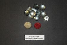 5 Polsterknöpfe bezogen in allen Farben ; Stoffen  dm 2 cm