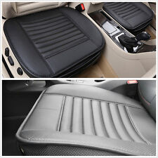 Black Comfortable Bamboo Charcoal Car Off-Road Seat Breathable Cover Cushion Kit