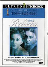 REBECCA (1940) Alfred Hitchcock DVD *NEW