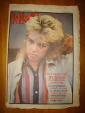 NME 1981 SEP 19 KIM WILDE CLASH ALTERED IMAGES MARLEY