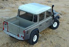 NEW Land Rover Defender D110 Hardbody for Axial SCX10 RC4WD Gelande MEX