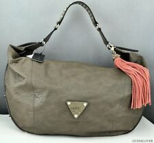 New Stylish Origina lHandbag GUESS Satchel Tote Ashling Ladies Nude Hobo Bag