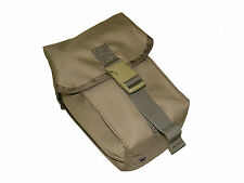 ORIGINAL RUSSIAN MILITARY SPOSN (SSO) POUCH FOR GAS MASK IN OLIVE, NEW!