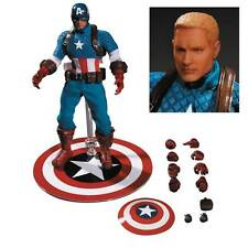 Captain America One:12 Collective Mezco Collectible Marvel Action Figure