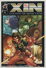 Xin Legend of the Monkey King #2 2002 Kevin Lau Erik Ko Harris Anarchy Comics