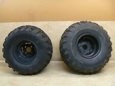 POLARIS ATV MAGNUM 500 Used Rear Wheel Set 1999 #RB4