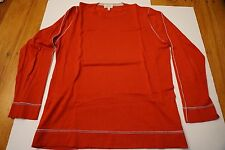 New Men Brioni Red Sweather sz M Made in Italy from Saks Neiman Marcus