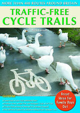Traffic-free Cycle Trails: More Than 400 Routes Around Britain,VERYGOOD Book