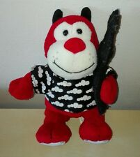 Peluche diavoletto 20 cm pupazzo originale venturelli devil plush soft toys