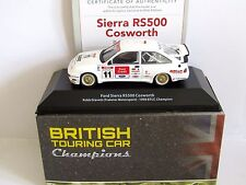 ATLAS EDITIONS FORD SIERRA RS500 COSWORTH 1990 BRITISH TOURING CAR CHAMPION 1/43