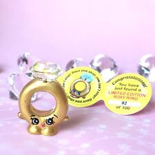 Handmade Shopkins Roxy Ring - Season 3 Limited Edition