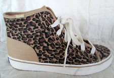 KEDS...CHAMPION...HIGH TOP...ANIMAL PATTERN...CANVAS...SNEAKERS...NEW...sz 6