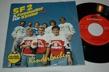 """7""""/SF 2 & FUßBALLER FÜR KINDER/KINDERLACHEN/Polydor 887176-7 W.Ambros Produktion"""