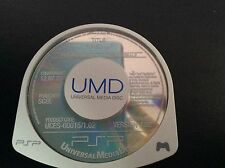 Fired Up Game Pre-Production Sony PSP UMD ver 1.02 Promo Rare