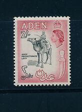 ADEN 1953 DEFINITIVES SG86 2/-  MNH