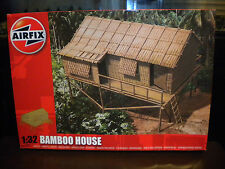 AIRFIX 1/32 WWII BAMBOO HOUSE A06382 -16 Parts- Diorama Accessory