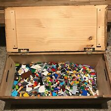LEGO - 100 g - Grams - job lot - star wars - marvel - city - Friends - Random
