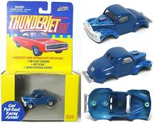 1999 JL T-Jet Thunderjet Slot Car Clone Body WILLYS A/P GASSER COUPE  Fit DASH!