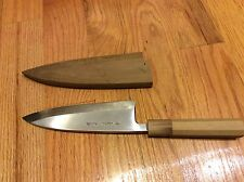 japanese blue steel Deba knife made in japan