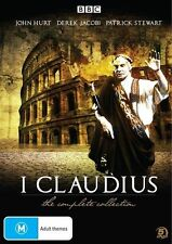 I Claudius - The Complete Collection (DVD, 2010, 5 disc set) - Region 4