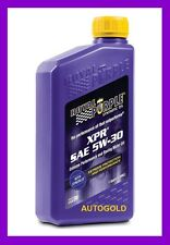 ROYAL PURPLE RACING XPR 21  5W-30 - OLIO 5W30 motore AUTO con Synerlec