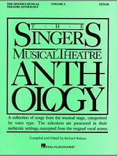 The Singer's Musical Theatre Anthology - Volume 2: Tenor Book Only (Piano-Vocal