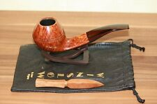 "MERLE-PIPES: ESTATE POUL WINSLOW ""C"" Handmade Denmark Pfeife collectible"