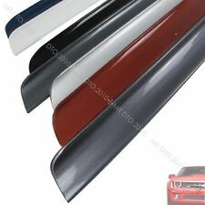 1987-1996 BMW E34 5 SERIES TRUNK LIP SPOILER WING PAINTED §