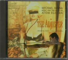 Adjuster: Music from the Films of Atom Egoyan by Mychael Danna (CD, Jan-1996,...