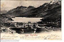 Maloja AK 1903 Hotel Kursaal Maloya Graubünden Schweiz Suisse Svizzera 1509502